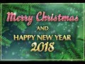 A Very Merry Christmas And Happy New Year 2018