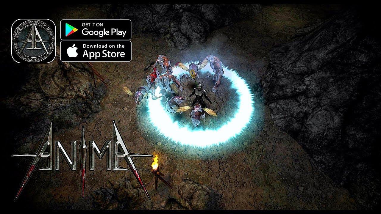 Anima Arpg 2019 Offline Gameplay Android Ios Youtube