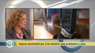 """TV3 - Els Matins - """"Cases d'infants"""", segona oportunitat per a les famílies amb problemes a casa"""