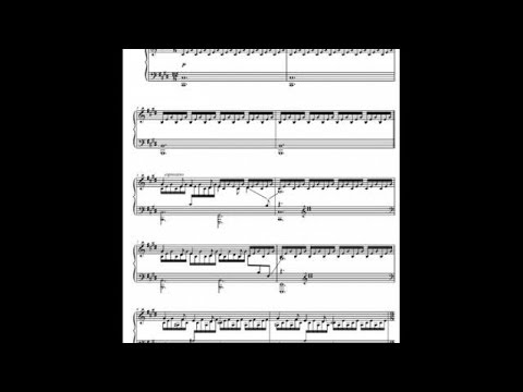 Mercuzio Pianist  Charms  WE Soundtrack Piano Solo  Abel Korzeniowski