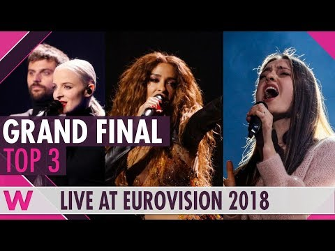 Eurovision 2018 Grand Final: Our Top 3 after rehearsals