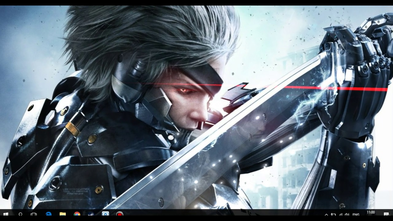 Metal gear rising revengeance wallpaper youtube metal gear rising revengeance wallpaper voltagebd