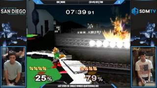 lssd 118 8br mojoe fox vs b2s tino fox ssbm winners quarters smash melee