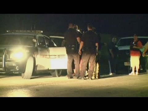 Police arrest man following grisly shooting spree in Texas