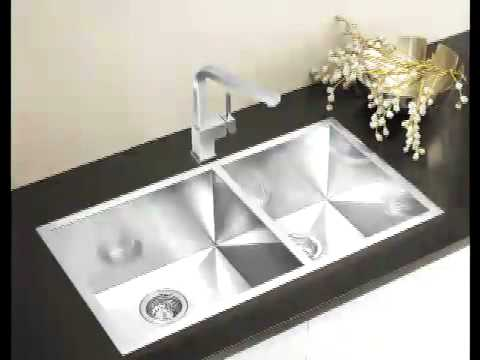 Merveilleux Update Your Kitchen With The Newest Flat Rim Sinks