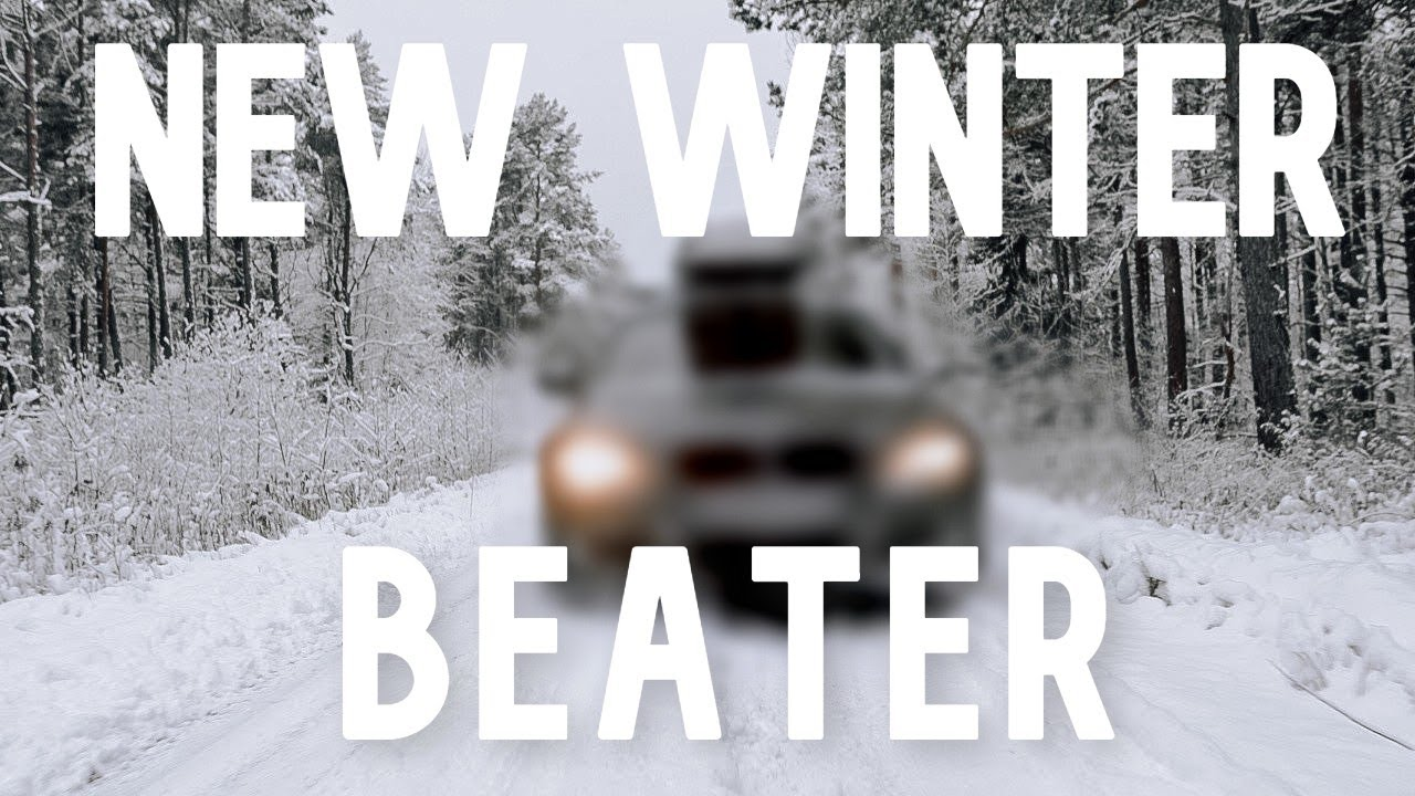 NEW WINTER BEATER / MICHAEL MOTORSPORT