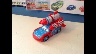 Disney Cars Daredevil McQueen Review
