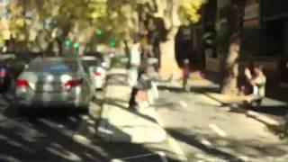 Bourke Street Cycleway