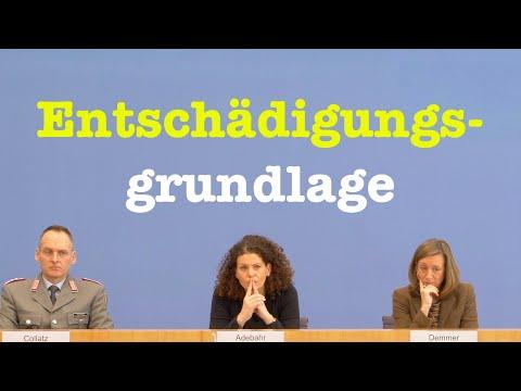 27. Januar 2020 - Bundespressekonferenz   RegPK