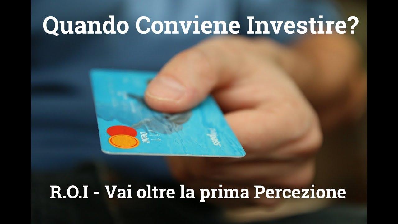 Business Online: Vale la pena investire in un prodotto o servizio?