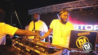 DJ Nate Live w/ English Fire - Island Breakout 2018 Kavos Greece