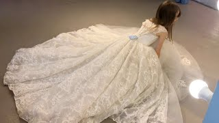 Download Самое пышное свадебное платье для Супер Софи!!! Mp3 and Videos