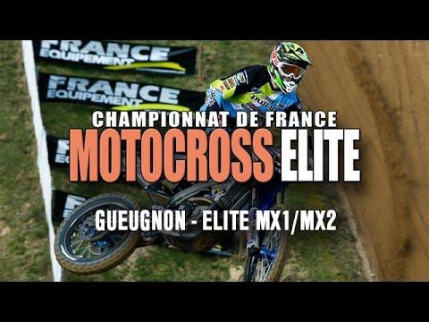 Elite Motocross - Résumé Gueugnon