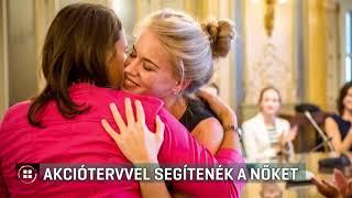 Akciótervvel segítenék a nőket 20-03-01