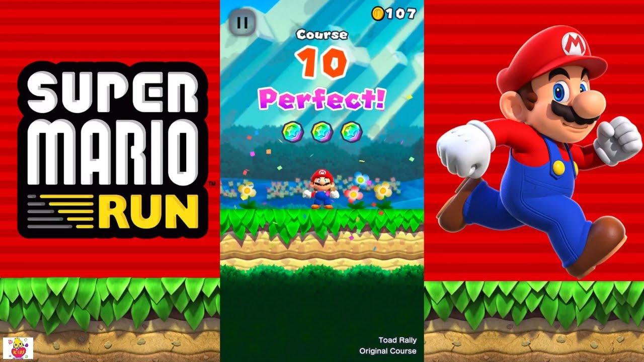 Best Super Mario Run Mario Games For Kids Free Online