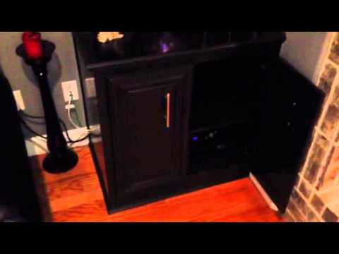 trim doors and glaze tricorn black sw 6258 by sherwin willams youtube. Black Bedroom Furniture Sets. Home Design Ideas