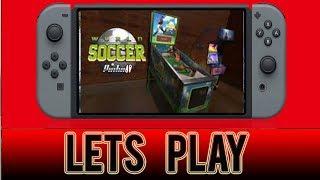 World Soccer Pinball - (undocked) Nintendo Switch