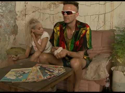 Interview with Die Antwoord - Ninja and Yolandi Visser -  Take No Prisoners