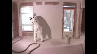 видео Советы по окраске стен и потолков