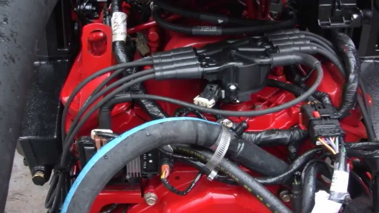 Volvo Penta 5.7L GXi-J Total Engine Rebuild - YouTube