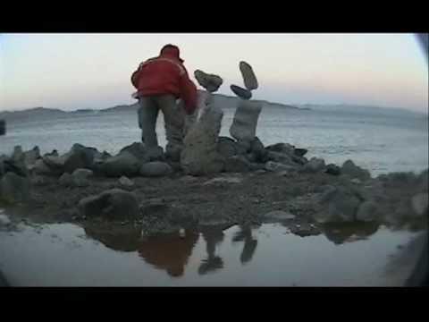Bill Dan Balancing Rocks - San Francisco
