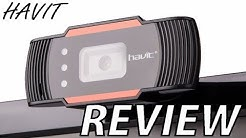 HAVIT PC Webcam with Microphone HV-N5086 Review