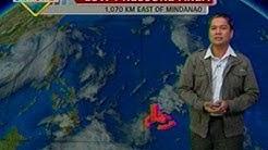 24 Oras: GMA Weather update (July 23, 2012)