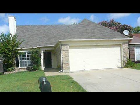 Fort Worth Homes for Rent 3BR/2BA by Forth Worth Property Management