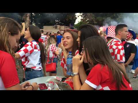 Mostarka nije mogla sakriti suze nakon poraza Hrvatske