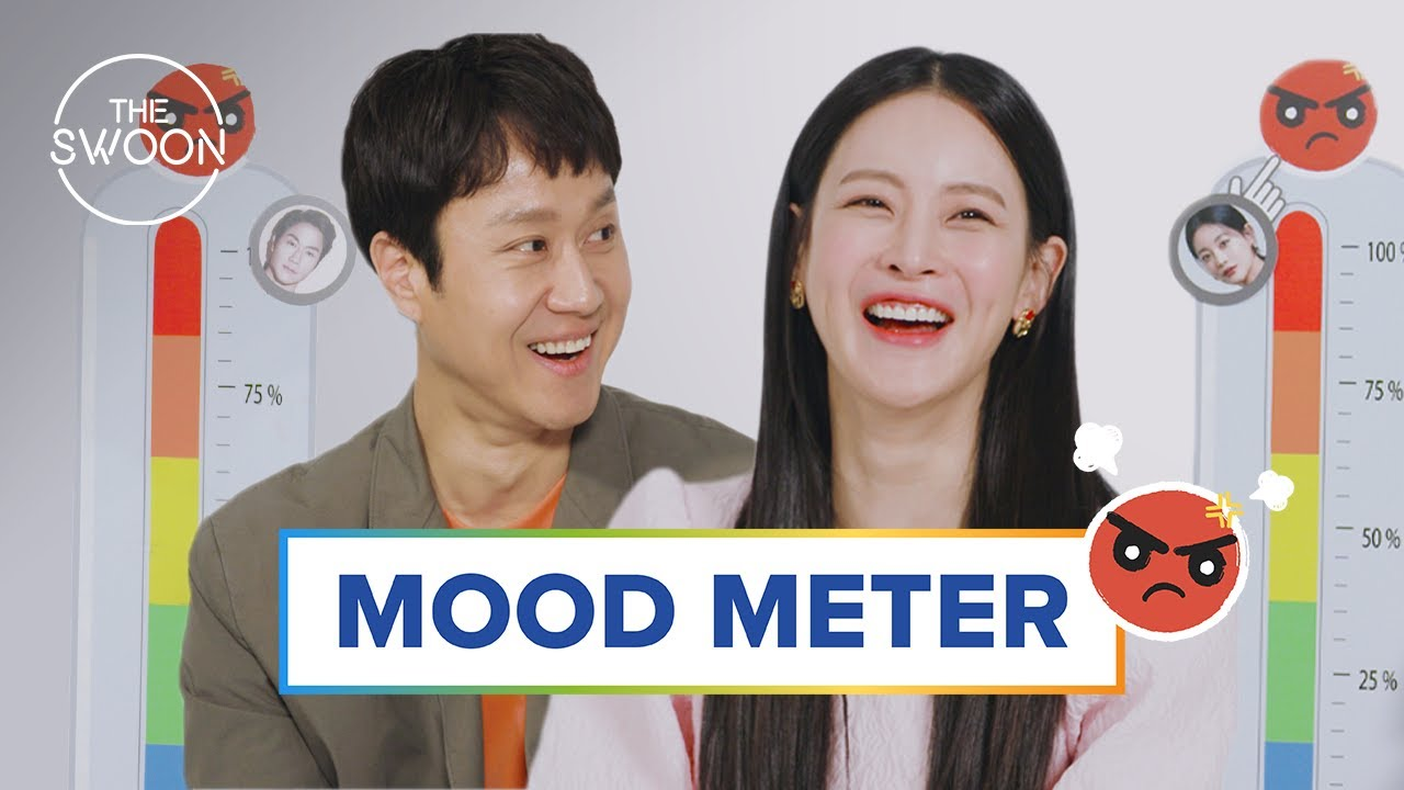 Download Jung Woo and Oh Yeon-seo rate what really makes them mad | Mood Meter [ENG SUB]