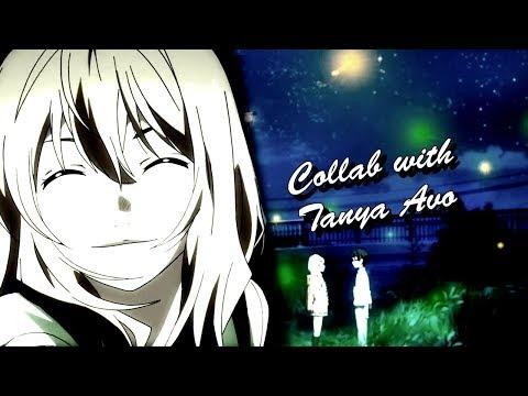 Collab with Tanya Avo[Такая уникальная] AMV MIX