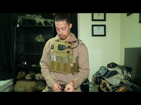 Basic Plate Carrier Set Up For TACP