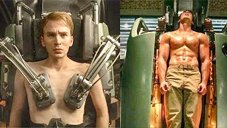 Top 10 Man to Superhero Transformations in Movies