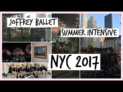 My Experience at Joffrey Ballet Summer Intensive