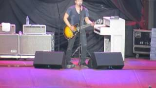 Hunter Hayes- Bayou Country Superfest 2014