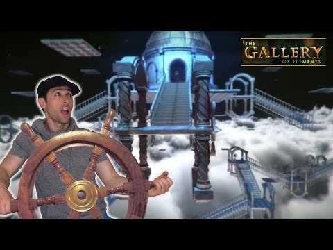 Virtual Reality Game - The Gallery
