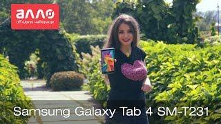 Видео-обзор планшета Samsung Galaxy Tab 4 SM-T231(Купить планшет Samsung Galaxy Tab 4 SM-T231 Вы можете, оформив заказ у нас на сайте ..., 2014-10-28T08:28:06.000Z)
