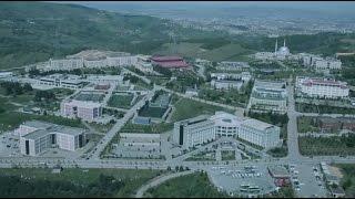 Sakarya Üniversitesi Merkez Kampüsü - Saü