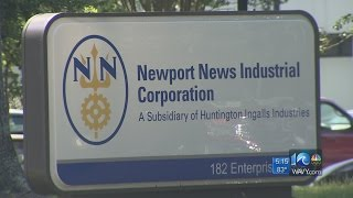 Huntington Ingalls expanding Newport News facility, creating new jobs