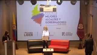 PREMIO A MEJORES ALCALDES Y GOBERNADORES
