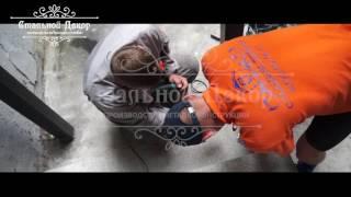 Кованые перила ПК-16 установка ООО ''Стальной Декор''(, 2016-07-12T12:48:29.000Z)
