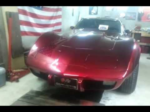 corvette c3 Bj.77