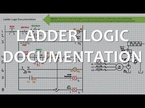Ladder Logic Documentation Full Lecture Youtube