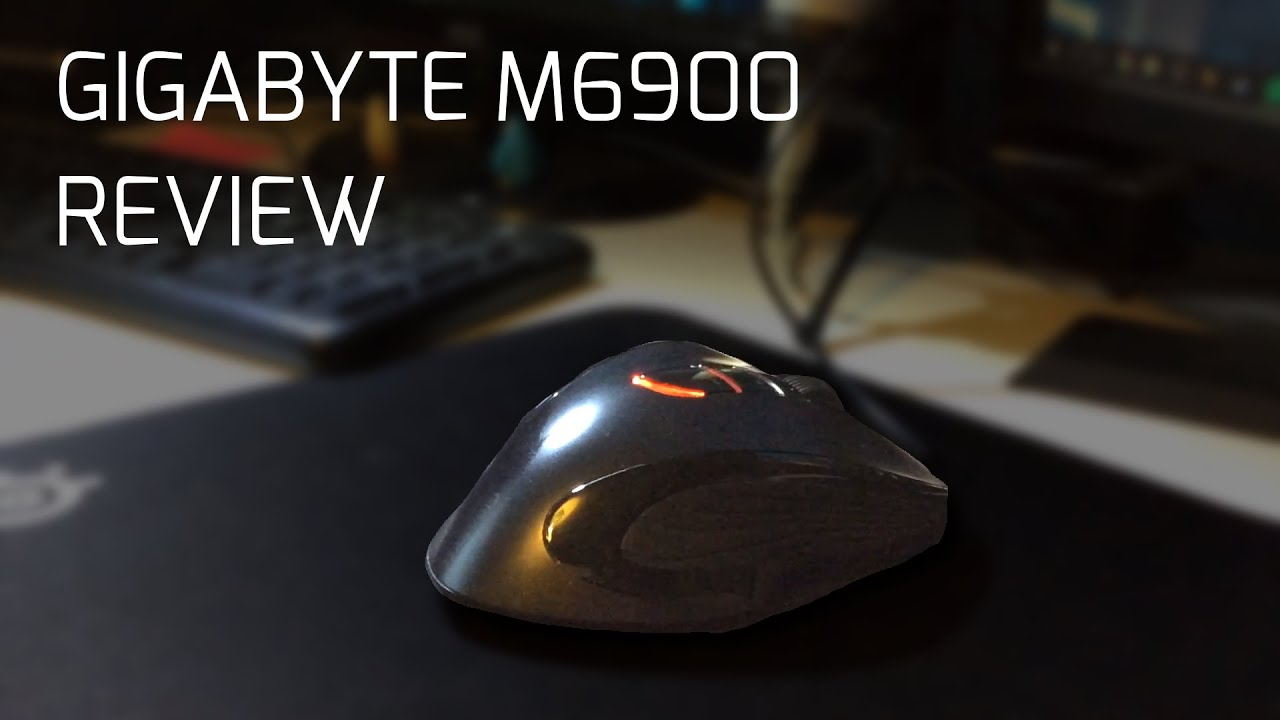 NEW DRIVER: GIGABYTE M6900 MOUSE