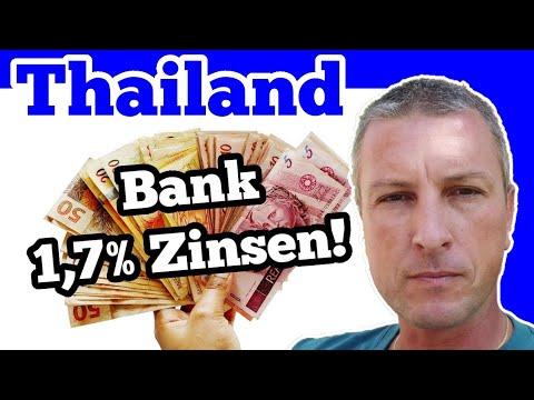 Welche Bank In Thailand Gibt Die Besten Zinsen?
