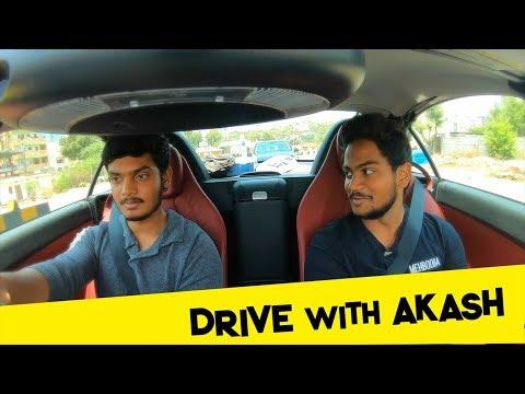 Drive With Akash Puri | Mehbooba | Akash Puri | Shanmukh Jaswanth | Puri Jagannadh