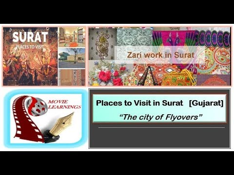 Places to visit in Surat | Food, Shopping & Tourist Attractions | Gujarat Tourism | India Travel