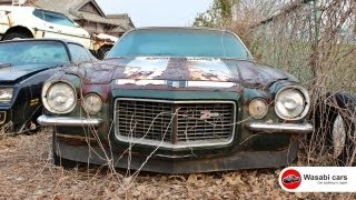 One Year Later: A Split-Bumper, 1970 Chevrolet Camaro Z28 RS