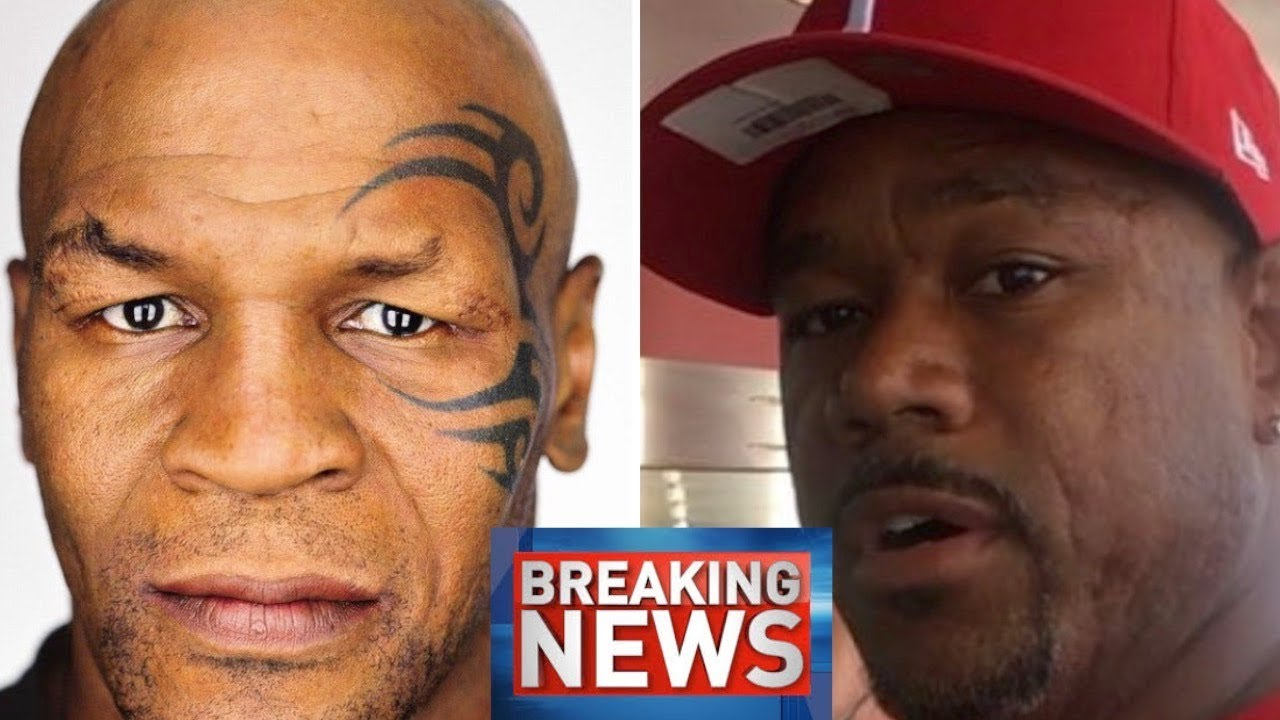 People Have Lost ALL RESPECT For Mike Tyson & Wack 100 After DISTURBING Info About Them Is Revea