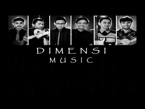 Dimensi - Jagalah Dirinya (New Version) - Official Lyric Video